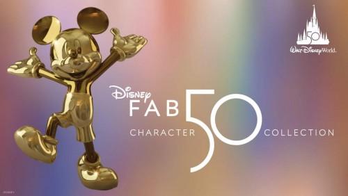 50 estatuillas de oro para celebrar 50 años