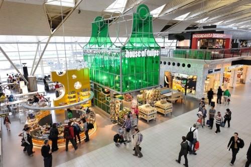 Amsterdam-Schipol: primer aeropuerto del mundo