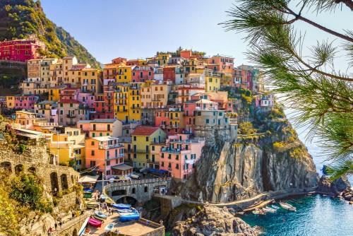 Cuáles son las Cinque Terre en Italia