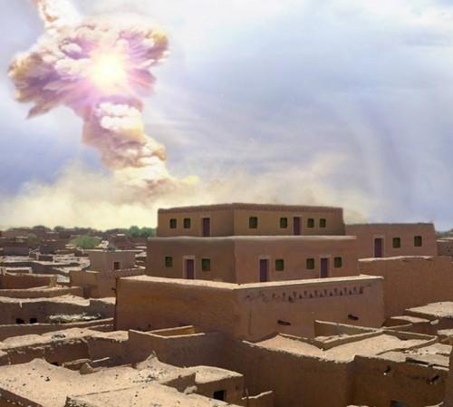 ¿El mito de Sodoma por fin explicado?