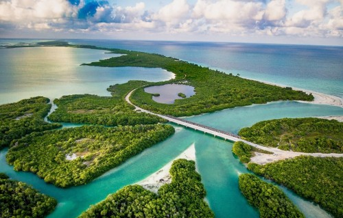 Tres tesoros naturales de la Riviera Maya