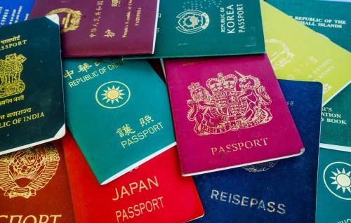 Los pasaportes más útiles en 2021