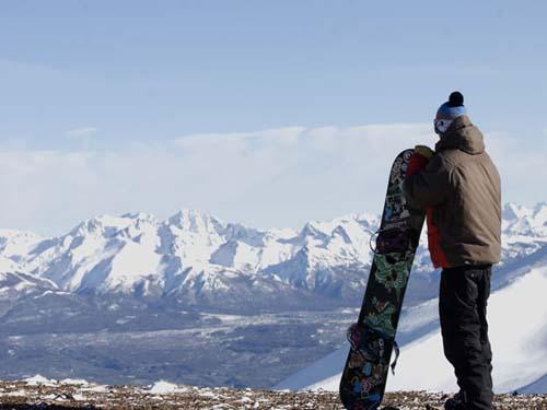 La Fiesta Nacional del Esquí, con toda la nieve