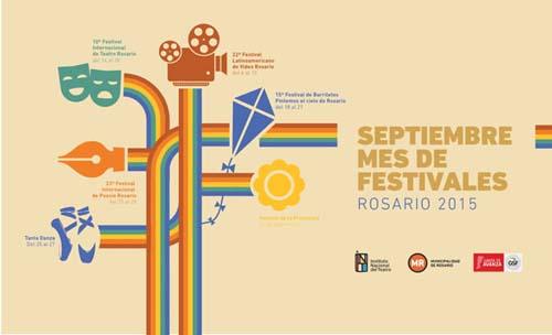 Septiembre: el mes de los festivales en la ciudad santafesina
