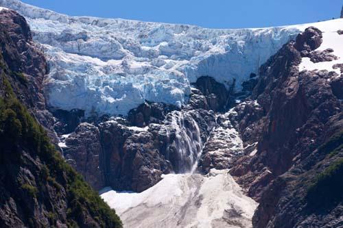 Glaciar Torrecillas: el guardián del Parque Nacional