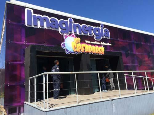 Imaginergía,un nuevo show totalmente interactivo con cine inmersivo 5D