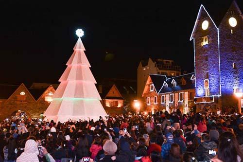 La ciudad quiere convertirse en la Capital navideña de laArgentina