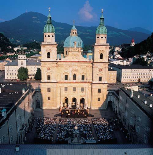 La ciudad donde Mozart sigue vivo