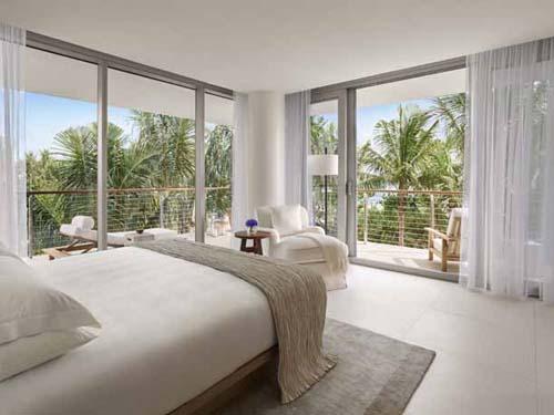 Nuevo hotel Miami Beach Edition diseñado por Ian Schrager