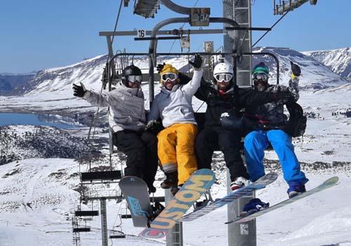 Temporada 2016 con novedades en el Ski Resort