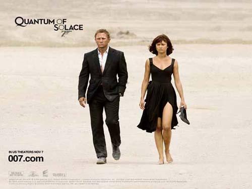 El agente 007 y sus viajes en pantalla grande