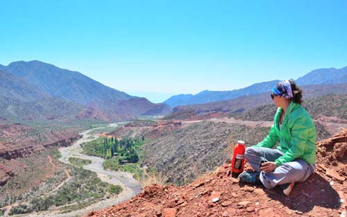 El Camino del Inca pasa también por esta provincia