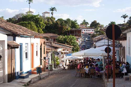 Undestino de cultura e historiaal este de Brasilia