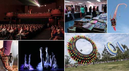La temporada de festivales de la primavera 2016