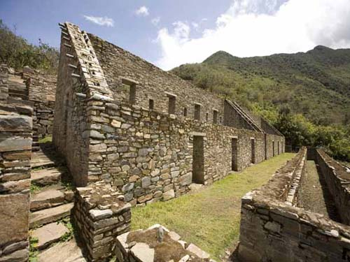 "Choquequirao, la ""hermana sagrada"" de Machu Picchu"