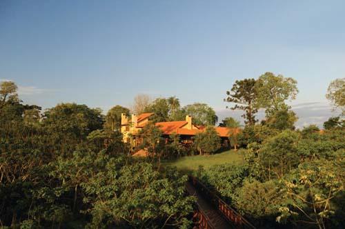 Este hotel de la selva misionerase integra a la cadena Don Hoteles