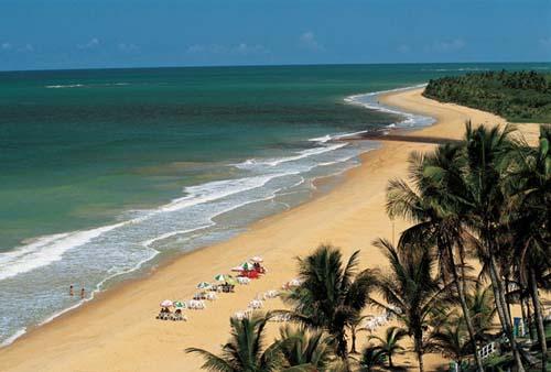 La intacta naturaleza brasileña