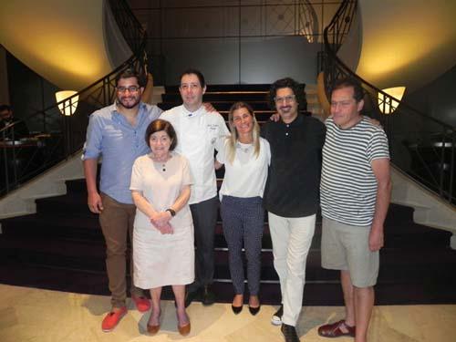 Un homenaje para una de las chefs más reconocidas de la Argentina