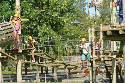 Adrenalina y diversión para todas las edades