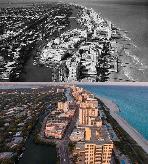 Los cien años del balneario con fotos de ayer y hoy