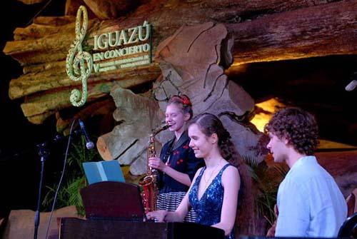 500 jóvenes músicos para el Festival de Orquestas Infanto – Juveniles dePuerto Iguazú