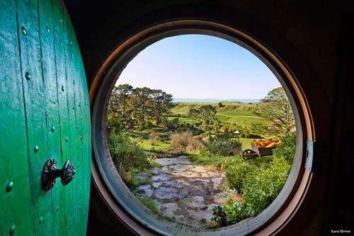 Un millón de visitantes para ver el pueblo de los Hobbits
