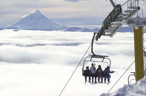 Ya abrióla temporada de nieve 2015 en la provincia