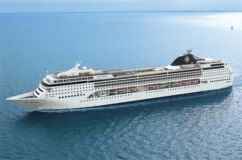 MSC Cruceros inaugura Cuba como destino