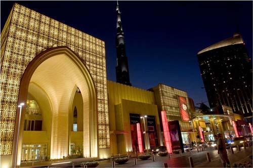 El Emiratoentre las 5 mejores ciudades para ir de compras