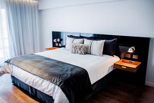Un nuevo hotel el barrio porteño de la moda y del diseño