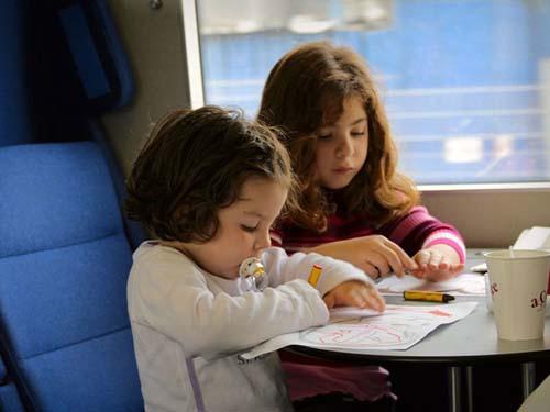 Algunos consejos a la hora de viajar con menores
