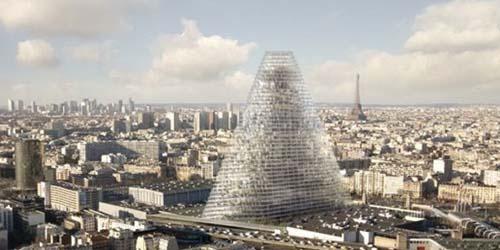 Así se verá la capital francesa en 2020
