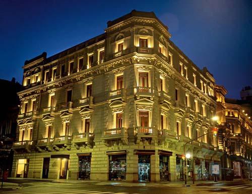 Una cadena de hoteles con historia