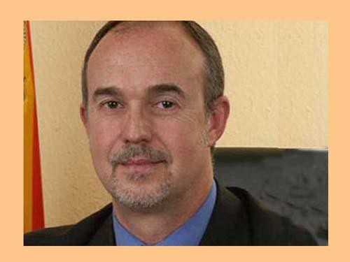 Horacio Díaz del Barco, Consejero de Turismo de la Embajada de España