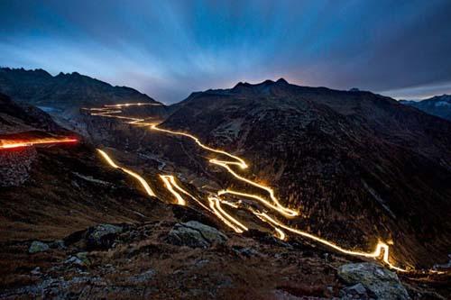 Gran Tour de Suiza: todo el país en un recorrido de 1.600 km