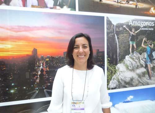 Marina Watson, Directora del Museo Larco Herrera de Lima, Embajadora de PromPerú