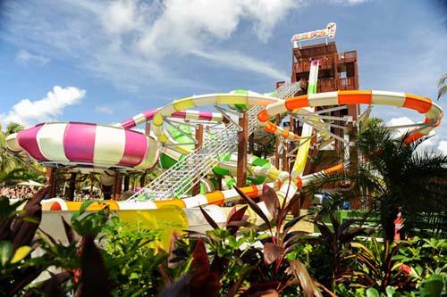 Los parques temáticos de Brasil son una excelente opción para las vacaciones de verano