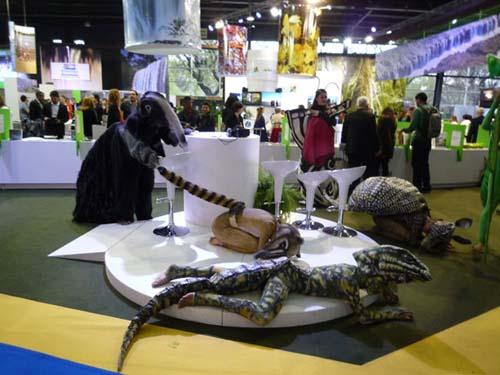 Un repaso en imágenes por la Feria Internacional de Turismo de Buenos Aires