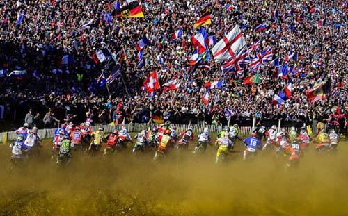 El circuito de motocross de Villa La Angostura elegido el mejor del mundo