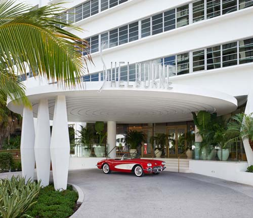 El Shelborne Wyndham Grand South Beach festeja sus 75 años