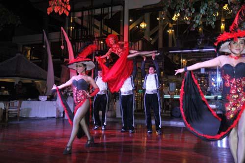 IVª edición de Tango in Paradise, en Bali