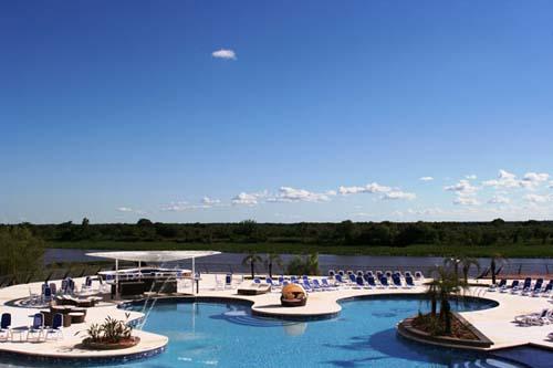 El resort de Asunción fue totalmente remodelado
