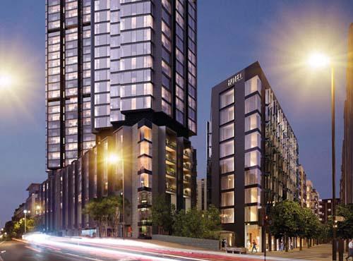 El grupo abrirá un hotel NHow en Londres