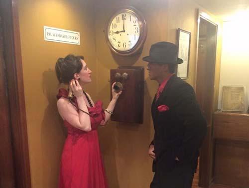 Clases de tango en el Palacio Barolo