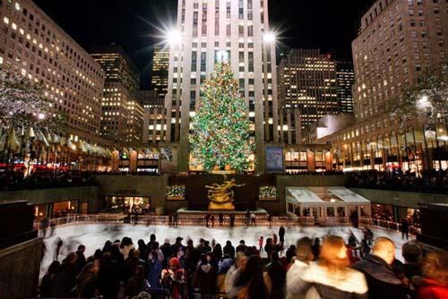 Todas las actividades y atracciones para la temporada de fiestas de Navidad y Año Nuevo