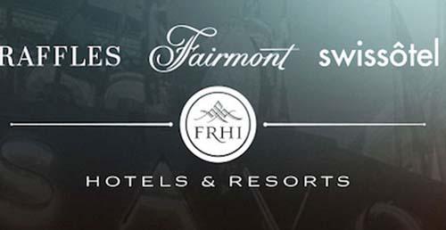 El grupoadquiere las tres marcas Fairmont, Raffles y Swissôtel