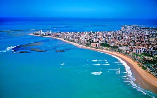 En marzo 2016 habrá un nuevo vuelo semanal entre Buenos Aires y Maceió.