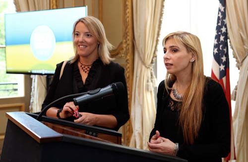 Laura Gutiérrez y María Dolores Olgado, DIrectoras de Campus Experience