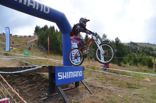 Llegan dos competencias mundiales de Mountain Bike