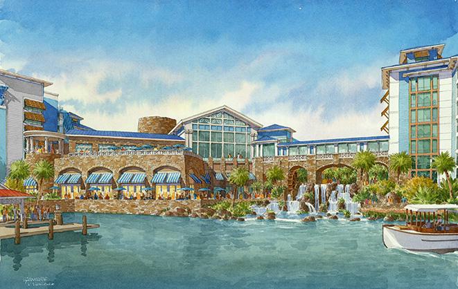 Nuevo hotel Universal en 2016